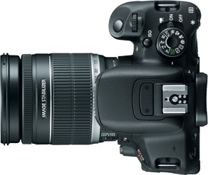 Canon T5i (700D) + 18-200mm