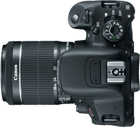 Canon T5i (700D) + 18-55mm