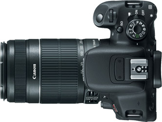 Canon T5i (700D) + 55-250mm