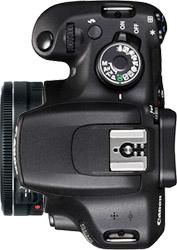 Canon T6 (1300D) + 40mm f/2.8 STM