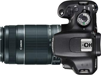 Canon T6 (1300D) + 55-250mm