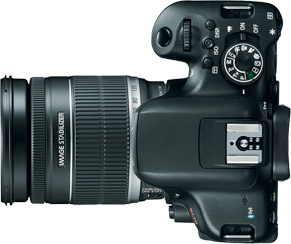 Canon T6i (750D) + 18-200mm