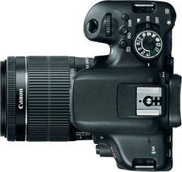Canon T6i (750D) + 18-55mm