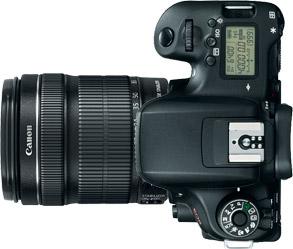 Canon T6s (760D) + 18-135mm