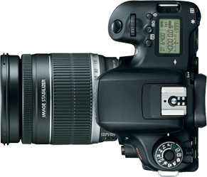 Canon T6s (760D) + 18-200mm