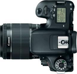Canon T6s (760D) + 18-55mm
