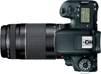 Canon T6s (760D) + 75-300mm