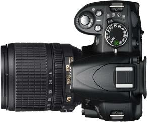 Nikon D3100 + 18-105mm