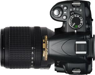 Nikon D3100 + 18-140mm