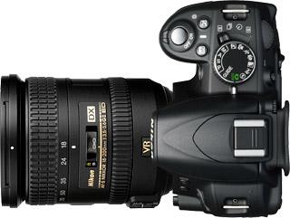 Nikon D3100 + 18-200mm
