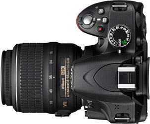 Nikon D3100 + 18-55mm