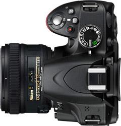 Nikon D3100 + 50mm f/1.8G