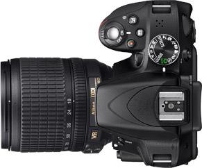 Nikon D3300 + 18-105mm