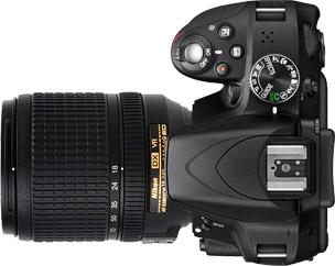Nikon D3300 + 18-140mm