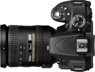 Nikon D3300 + 18-200mm