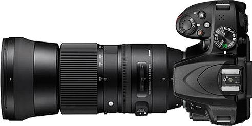 Nikon D3400 + 150-600mm f/5-6.3