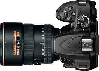 Nikon D3400 + 17-55mm f/2.8