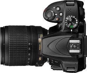 Nikon D3400 + 18-105mm f/3.5-5.6