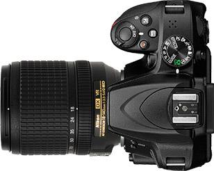 Nikon D3400 + 18-140mm f/3.5-5.6