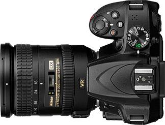 Nikon D3400 + 18-200mm f/3.5-5.6