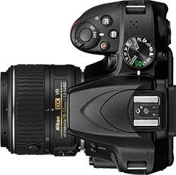 Nikon D3400 + 18-55mm f/4-5.6