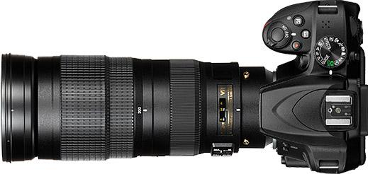 Nikon D3400 + 200-500mm 5.6