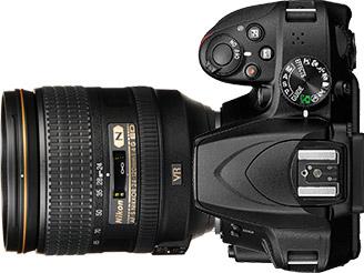 Nikon D3400 + 24-120mm f/4