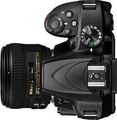 Nikon D3400 + 50mm f/1.4