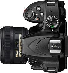 Nikon D3400 + 50mm f/1.8