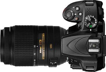 Nikon D3400 + 55-300mm f/4.5-5.6