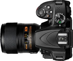 Nikon D3400 + 60mm f/2.8