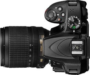 Nikon D3500 + 18-105mm f/3.5-5.6