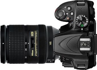 Nikon D3500 + 18-300mm f/3.5-5.6~6.3