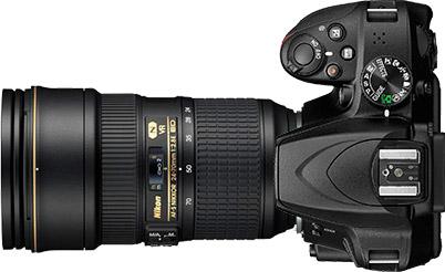 Nikon D3500 + 24-70mm f/2.8