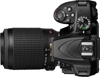 Nikon D3500 + 55-200mm f/4-5.6