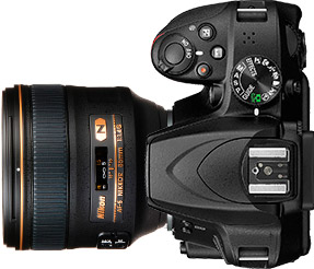Nikon D3500 + 85mm f/1.4
