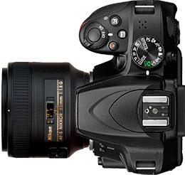 Nikon D3500 + 85mm f/1.8