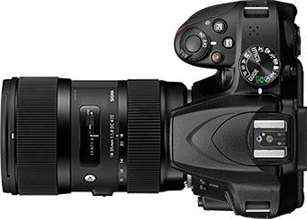 Nikon D3500 + Sigma 18-35mm f/1.8