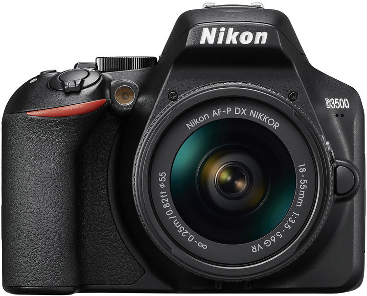 Nikon D3500 Cheat Cards