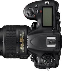 Nikon D500 + 18-55mm f/4-5.6