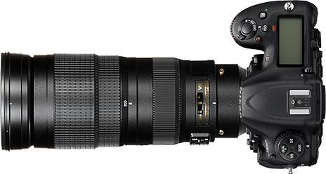 Nikon D500 + 200-500mm 5.6