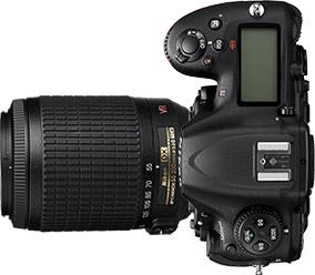 Nikon D500 + 55-200mm f/4-5.6