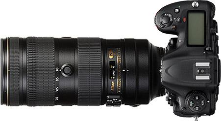 Nikon D500 + 70-200mm f/2.8