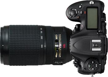 Nikon D500 + 70-300mm f/4.5-5.6~6.3