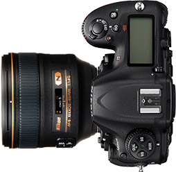Nikon D500 + 85mm f/1.4