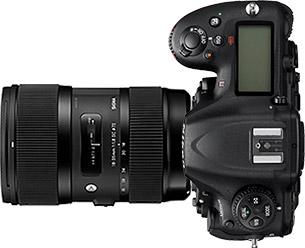Nikon D500 + Sigma 18-35mm f/1.8