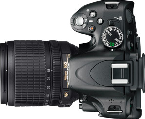 Nikon D5100 + 18-105mm