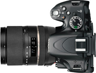 Nikon D5100 + Tamron/Sigma All-in-One Lens