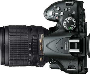 Nikon D5200 + 18-105mm