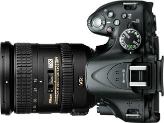 Nikon D5200 + 18-200mm